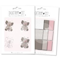 emmapünktchen ® - elilove DigiStamp Set-