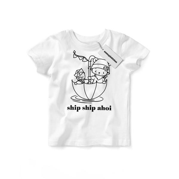 emmapünktchen ® - ship ship ahoi Plottdatei