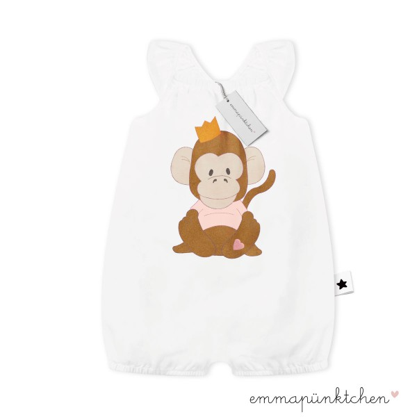 emmapünktchen ® - stickdatei monkey STICKPAKET