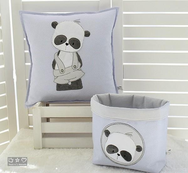 emmapünktchen ® - STICKPAKET piefchen panda
