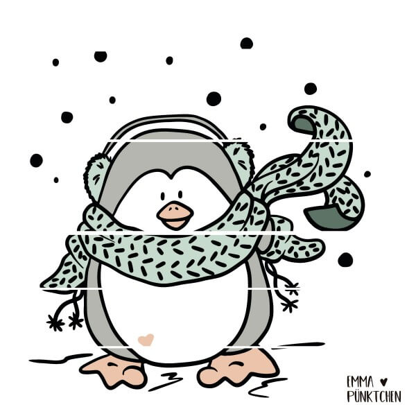 emmapünktchen ® - pepe pinguin