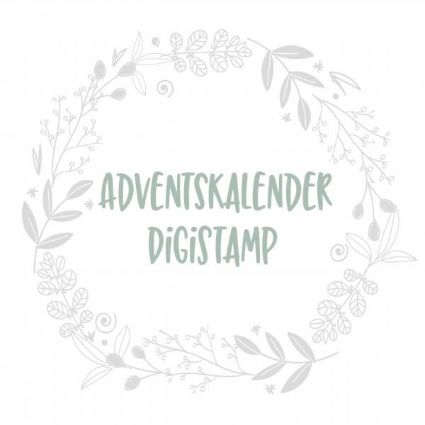 Adventskalender DigiStamp 2019