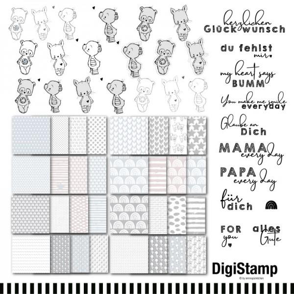 emmapünktchen ® - sketchies DigiStamp