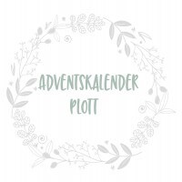 Adventskalender Plottdesign 2019