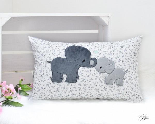 emmapünktchen ® - STICKPAKET elefantenbande