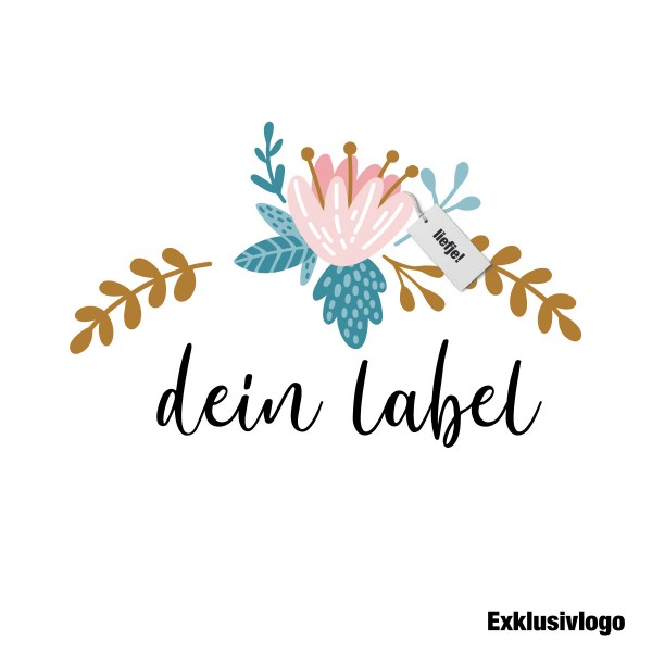 "liefje - Exklusivlogo ""Bloom"""