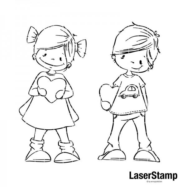 emmapünktchen ® - du bist alles LaserStamp