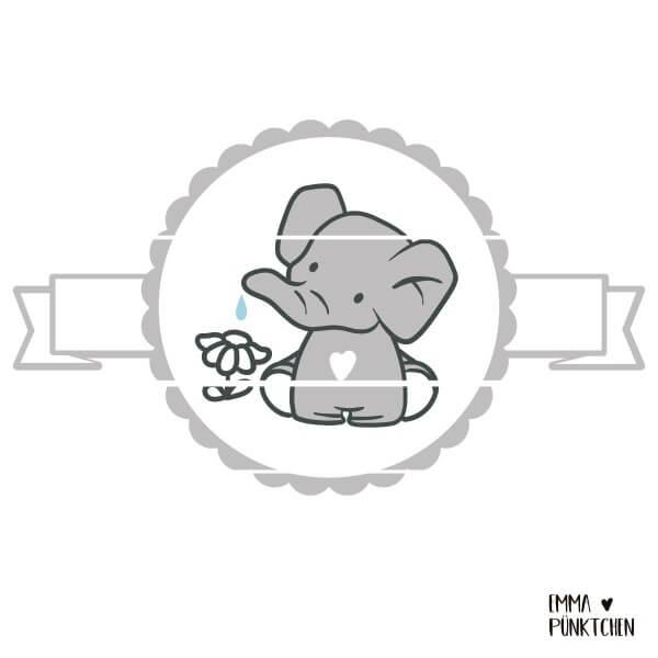 emmapünktchen ® - elmar elefant