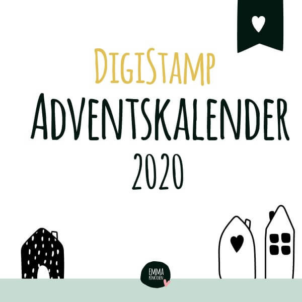 Adventskalender DigiStamp 2020