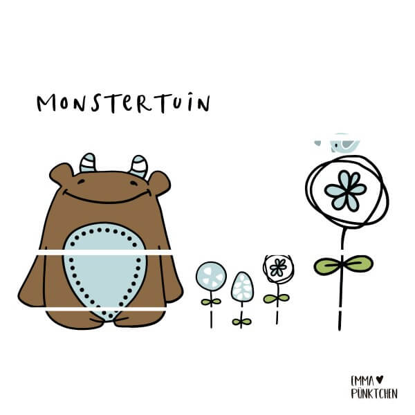 emmapünktchen ® - monstertuin