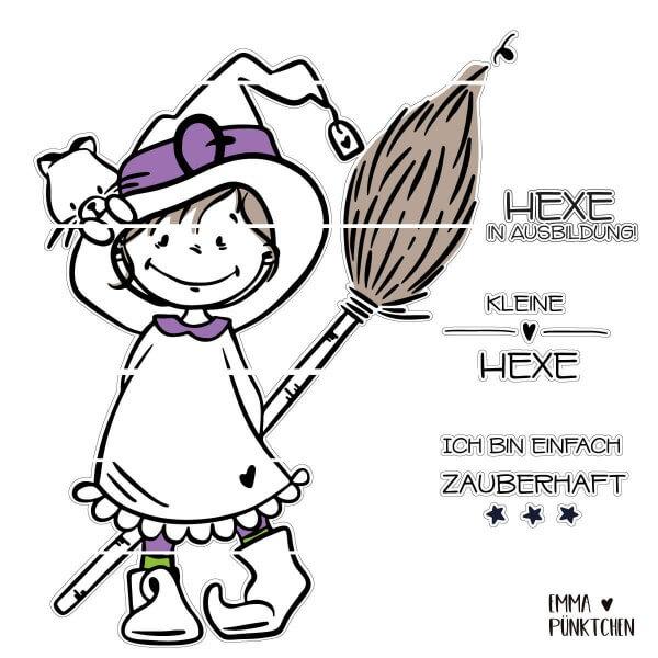 emmapünktchen ® - kleine hexe