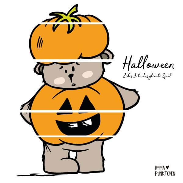 emmapünktchen ® - halloweenbär