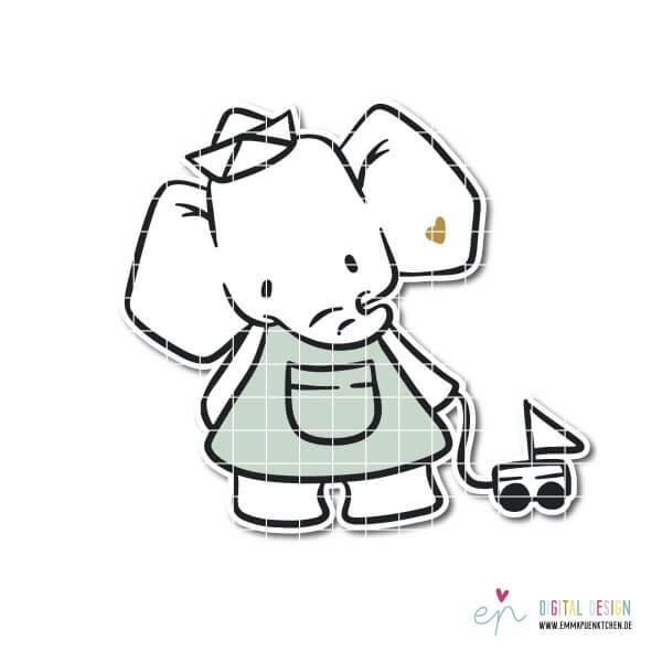 emmapünktchen ® - ella elefant